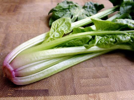 Farmer's market spinach