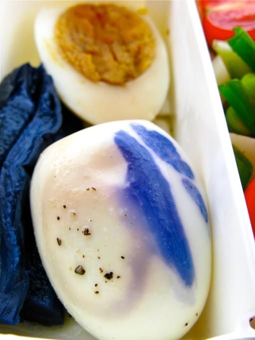 Bento box egg