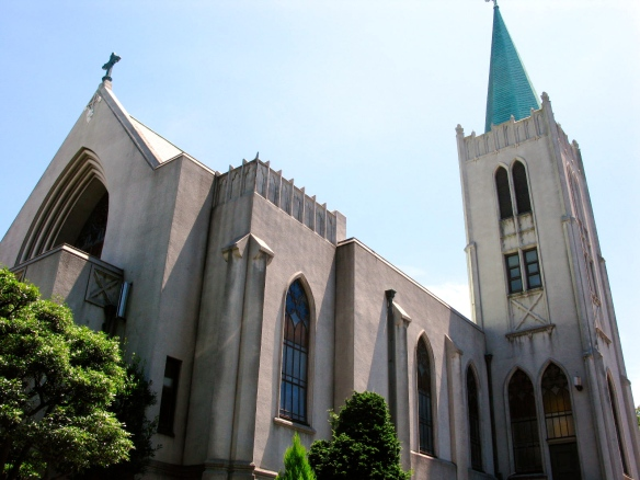 Church in Yamate, Yokohama