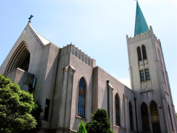 Church in Yamate, Yokohama
