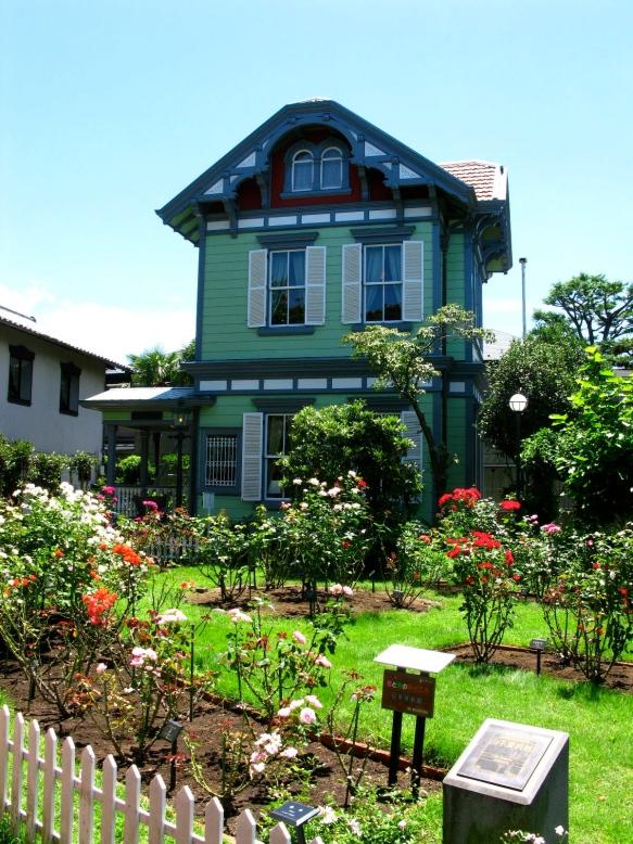 House in Yamate, Yokohama