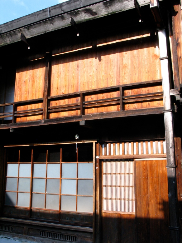 Tsumago house