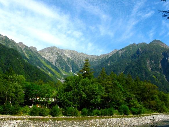 Kamikochi view