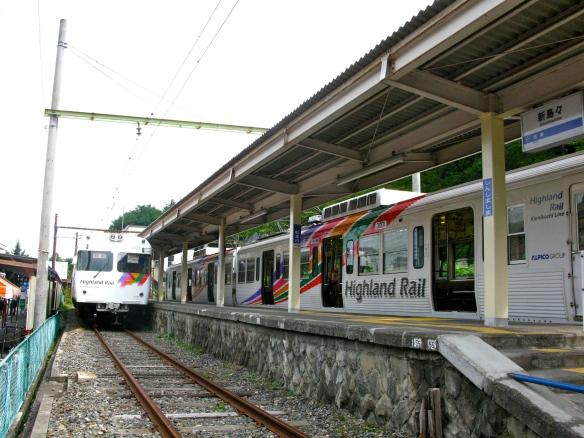Matsumoto electric railway