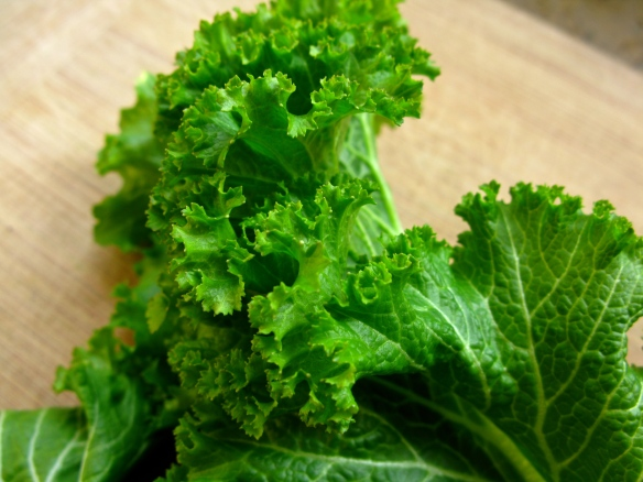 Mustard greens for nanakusa